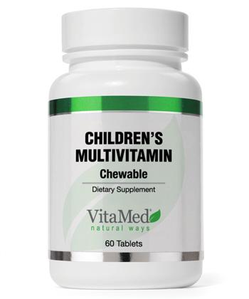 Children's Multivitamin (Chewable)
