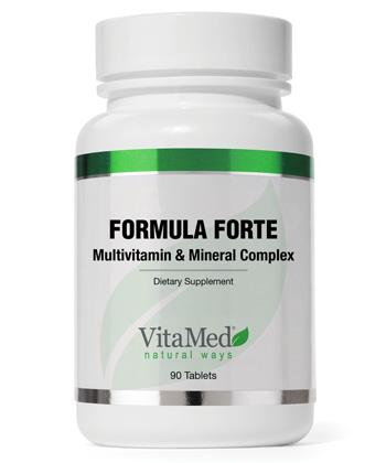 Formula Forte Multivitamin & Mineral Complex